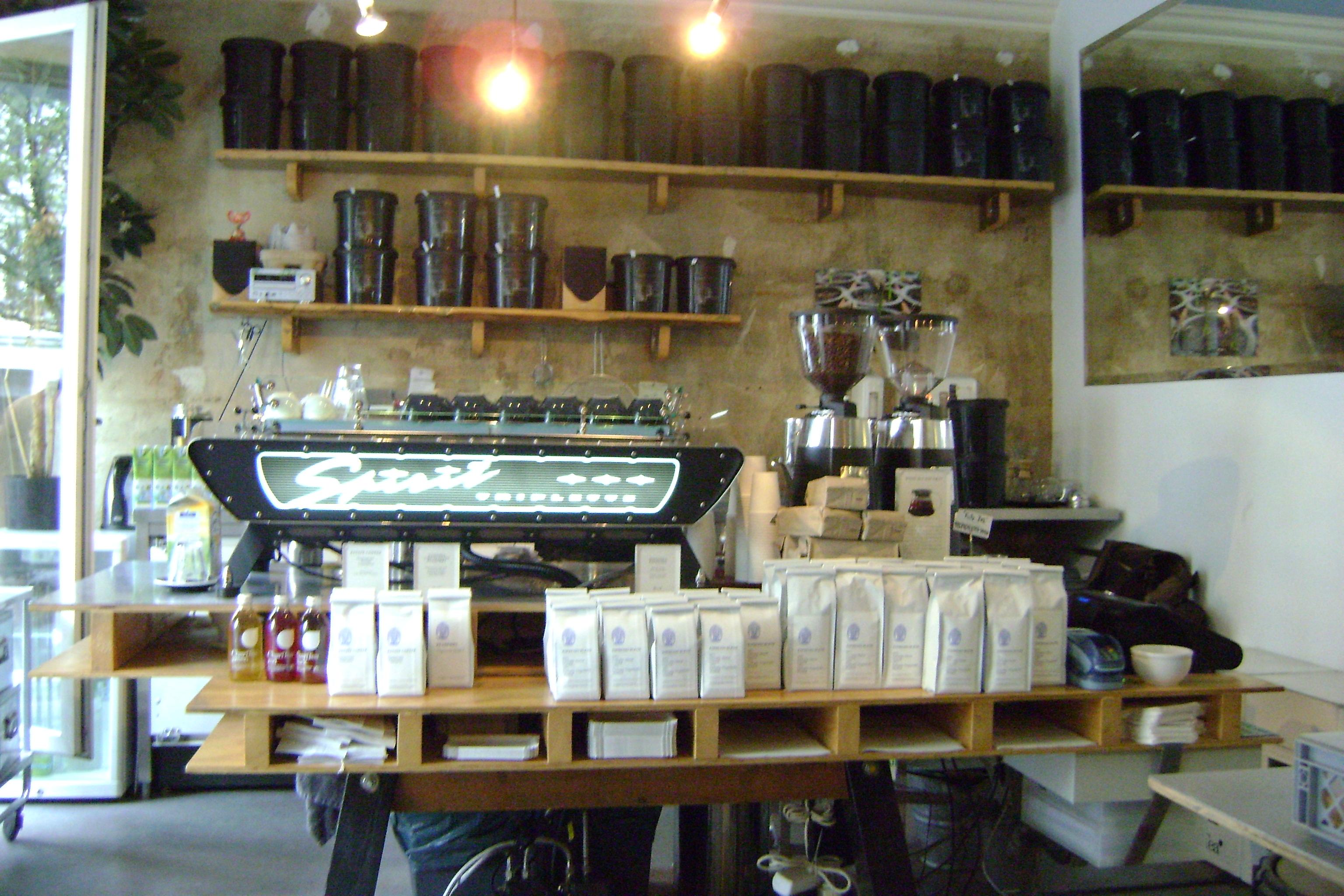 Cafesinn Interior De Cafeterias - Diseo-cafeterias-modernas